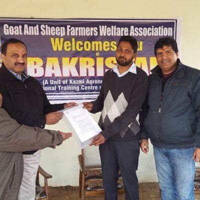 Bakristan, The Goat Farm, Manglore, Haridwar