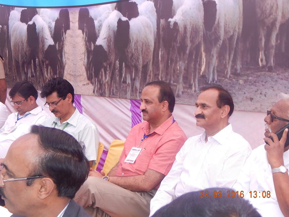 National Sheep and Farmer Mela 28-03-2016
