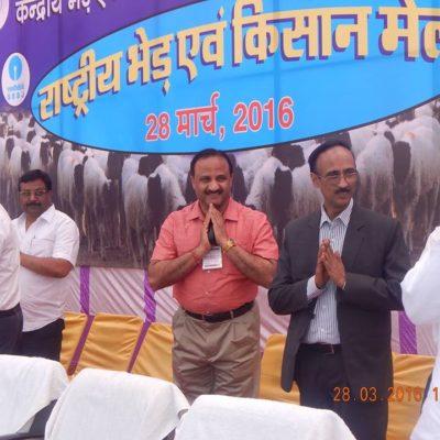 National Sheep and Farmer Fair, Avikanagar, Rajasthan
