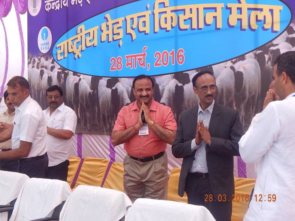 National Sheep and Farmer Fair, Avikanagar, Rajasthan